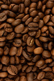 Coffee background vertical orient. Closeup Stock Photo