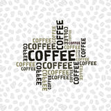 Coffee background4 Royalty Free Stock Image