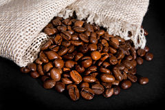Coffee baens Royalty Free Stock Image