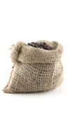 Coffee bag Royalty Free Stock Photography