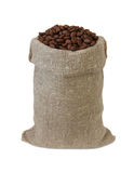 Coffee in a bag. Stock Image