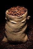 Coffee bag Royalty Free Stock Photos