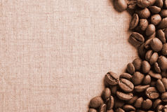 Coffee Banner Stock Image