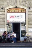 Coffee bar Stock Photography