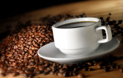 Free Coffee Bean Royalty Free Stock Photography - 10221097