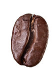 Coffee bean. Isolated on white background Stock Image