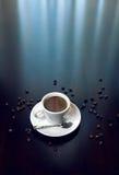 Coffee and bean Stock Photos