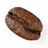 Coffee Bean. Isolated on white Stock Image