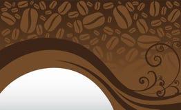 Coffee Bean Background Stock Photo