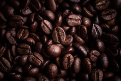 Coffee bean background Stock Photo