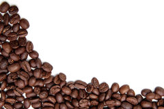 Coffee bean background Royalty Free Stock Photo
