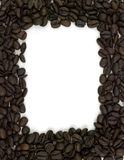 Coffee Bean Boarder Royalty Free Stock Image