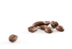 Coffee bean close up Stock Photos
