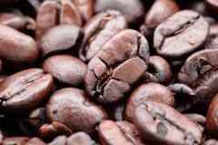 Coffee bean close up Stock Photo