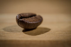 Coffee bean close up Stock Images