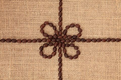 Coffee Bean Design Stock Images