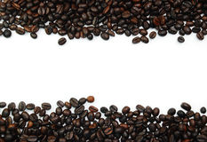 Coffee Bean Frame Stock Photos