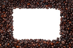 Coffee Bean Frame Royalty Free Stock Photo