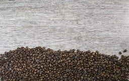 Coffee bean frame Royalty Free Stock Image