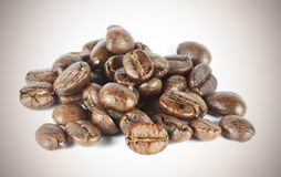 Coffee bean group Royalty Free Stock Photography