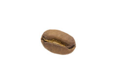 Coffee bean isolated on white background Royalty Free Stock Photos