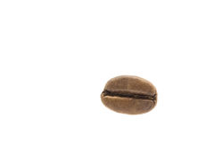 Coffee bean isolated on white background Stock Image