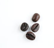 Coffee bean. Macro coffee bean for drink and background Stock Photo