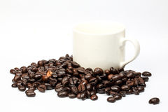 Coffee bean roasted Royalty Free Stock Images