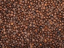 Coffee bean texture Royalty Free Stock Images