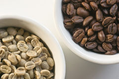 Coffee Beans 01 Royalty Free Stock Photos