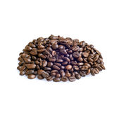 Coffee beans 1 Stock Image