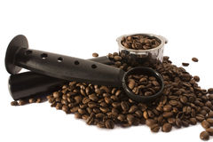 Free Coffee Beans Royalty Free Stock Photography - 11020987