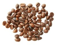Coffee beans. Close up of coffee beans Stock Photo
