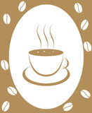 Coffee-beans Royalty Free Stock Photo