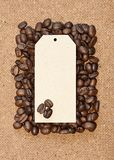 Coffee beans. Royalty Free Stock Image