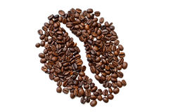 Coffee beans. Royalty Free Stock Photos