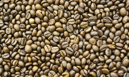 Coffee beans. Background of roasted coffee beans Stock Photography