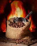 Coffee Beans Royalty Free Stock Photo