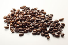 Coffee beans. A shot of some pure coffee beans Stock Photo