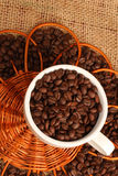 Coffee beans Royalty Free Stock Images