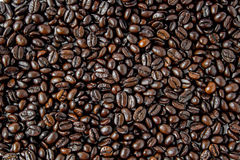 Coffee beans. Of natural for background Stock Images