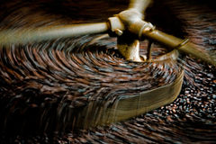 Coffee-beans Royalty Free Stock Photography