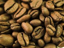 Coffee Beans.  Royalty Free Stock Photography