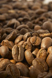 Coffee beans. Background stock photo