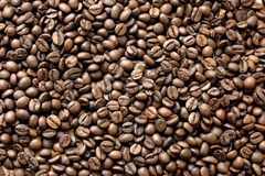 Coffee beans. Background stock photography