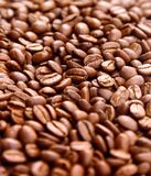 Coffee beans addiction Stock Images