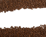 Coffee beans aroma Stock Photography