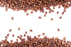 Coffee Beans As A Background Royalty Free Stock Image