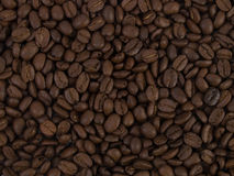 Coffee beans background 2 Royalty Free Stock Photography