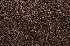 Coffee beans. Background, background made as Royalty Free Stock Images